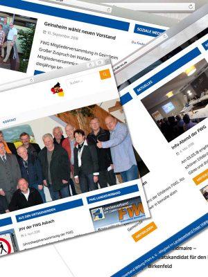 Homepage-Dienstleistungen